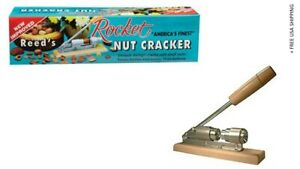 Reed's Rocket Nutcracker - Brand New & Open/Damaged Box