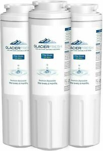 3 Pack Every Drop 4 EDR4RXD1 UKF8001 Refrigerator Water Filter Whirpool Maytag