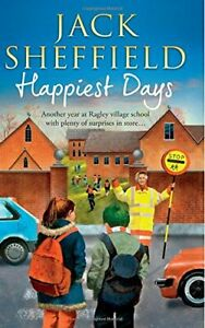 Happiest Days Jack Sheffield 10 by Sheffield Jack Book The Fast Free Shipping $13.50