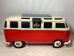 Volkswagen T1 Bus Cooler Box Camping Goods Ice Box VW Outdoor Camp Volks Wagen
