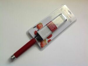 KITCHEN AID FINE GRATER ZESTER W COVER EMPIRE RED BRAND NEW SEALED FREE SHIPPING