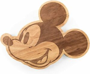 Mickey Mouse Cutting Board/Serving Tray, 14 by 11 inch by PICNIC TIME