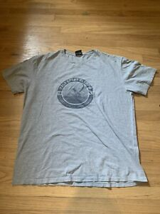 vintage polo ralph lauren polo sport Olympia T Shirt Size Large Grey $15.00