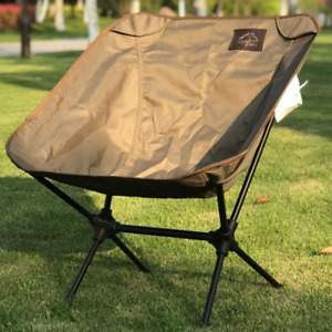 Portable Outdoor Camping Chairs Lightweight Folding Fishing Picnic Chair