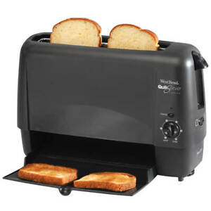 The West Bend Quik Serve Toaster from Walter Drake Free Shipping