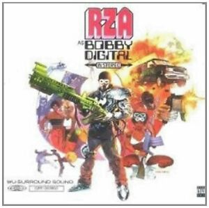 RZA RZA as Bobby Digital in Stereo RZA CD B1VG The Fast Free Shipping $8.56