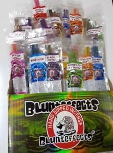 8 Packs Blunteffects Blunt effects Incense Sticks Hand Dipped Perfume Wands