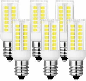 Dimmable E12 Candelabra LED 4W Replacement Light Daylight / Soft White pack of 6