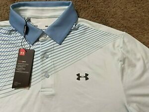 New! Under Armour The Playoff Polo Golf Shirt Size 2XL XXL $65 $21.00