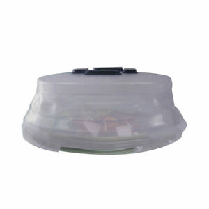 Microwave Cover Anti Sputtering Cover for Microwave Oven Heating Food
