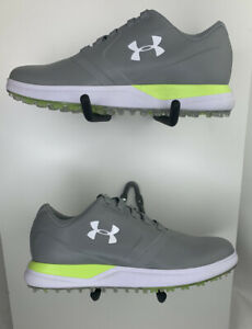 Under Armour Womens Performance Spikeless Golf Shoes 1297176 035 Size 8 Gray 🔥 $39.99