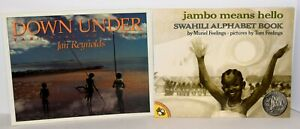 jambo means hello and Down Under books for Kids