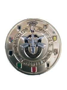 US Green Beret Foundation Challenge coin collectible $29.00