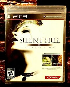 Silent Hill HD Collection PS3 Sony Playstation 3 Brand NEW Sealed