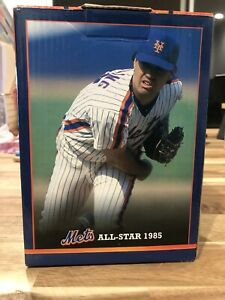 NEW Mets All Star 1985 Ron Darling Bobblehead Citifield New In The Box