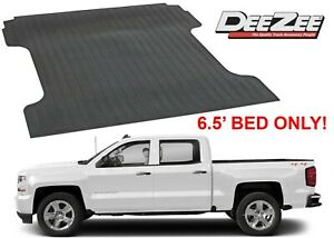 Dee Zee DZ86973 Heavy Duty Bed Mat For 2007 2018 Silverado amp; Sierra New USA
