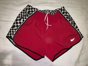 Nike DRI FIT womens athletic pink shorts size S $9.99