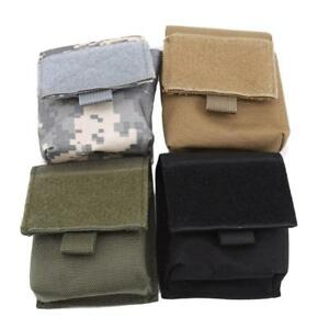 Sport Hunting Holder Bag Outdoor Clip Pouch Tactical Single Pouch HO