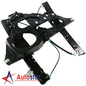 Front Right Power Window Regulator w o Motor For 03 06 Ford Expedition Navigator $45.97