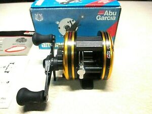 ABU GARCIA AMBASSADEUR FISHING REEL ROYAL POWER PLUS BEAUTIFUL amp; WORKS GREAT