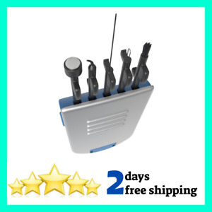 Hearing Aid Cleaning Tool Small Kit Everyday Cleaning SELF CARE 5 in 1 $13.99