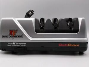 Chefs Choice Trizor XV Electric Knife Sharpener Edge Select Model 15
