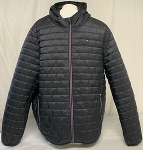 *NEW* Tommy Hilfiger Men#x27;s Brick Quilted Jacket $43.08
