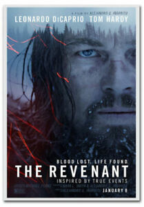 The Revenant The nominees for Oscar 88th Best Picture Fridge Magnet 2x 3