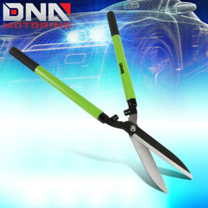22quot; LENGTH 7quot; BLADE HEDGE SHEAR CUTTING FOR GARDEN BUSHES FENCE STEMS AND TWIGS