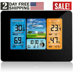 La Crosse Technology Wireless Color Weather Station with TX141TH BV2