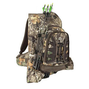 Insights Hunting The Vision Outdoor Hiking Bow Hunting Backpack Realtree Edge