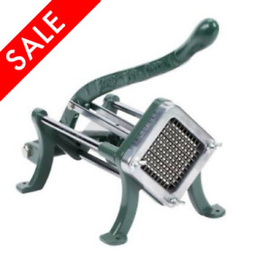 1 4quot; Commercial Potato French Fry Chopper Slicer Cutter Wedge Restaurant Dicer