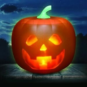 Halloween Electric Pumpkin Projection Lamp Toy Halloween Talking Animated Pumpki
