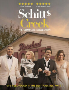 Schitt#x27;s Creek: The Complete Collection New DVD Boxed Set Dolby Ac 3 Dolby $38.76