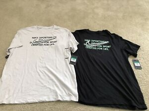Lot Of New Men's Nike Shirts X Large $40.00