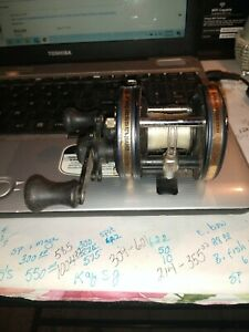 ABU GARCIA AMBASSADEUR 550 PLUS FISHING REEL
