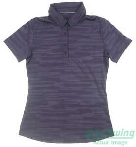 New Womens Under Golf Armour Polo X Small XS Purple MSRP $65 $47.99