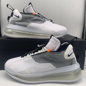 Nike Air Max 720 Waves Mens Size White Wolf Grey BQ4430 100 $100.00