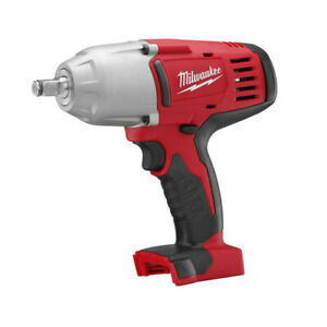 Milwaukee M18 18V 1 2 in. Li Ion Impact Wrench 2663 22 New Tool Only