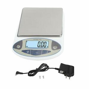 High Precision Lab Scale Digital Analytical Electronic Balance 5000g 0.01g US $73.49