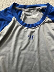 Warrior Hockey Dry Fit Shirt Size L $9.00