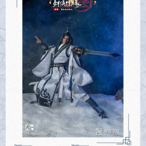 Ring Toys 1 6 Chinese Ancient Male Action Figure Game Version Collectible $246.99