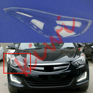 Replace Right Side headlight Cover Clear PCGlue For Hyundai Elantra 2011 16 YQ $44.18