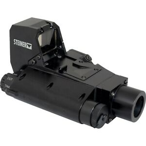 Steiner eOptics Close Quarter Red Dot Thermal Sight 2.5 MOA Red Dot : 9510