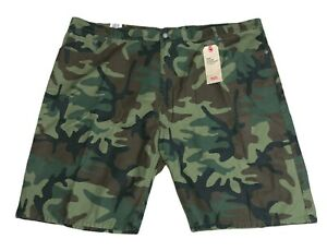 LEVI#x27;S 569 Loose Straight Camouflage Shorts Men#x27;s Size 50 $55 NWT