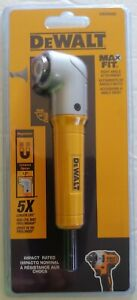 DEWALT Right Angle Magnetic Attachment Impact Hex Shank Driver DWARA60 $22.99