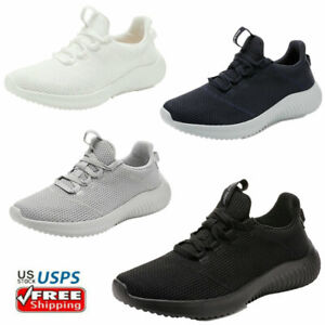 Mens Running Shoes Lightweight Fashion Sneakers Comfort Walking Shoes $14.99