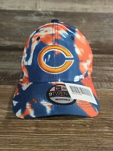 New Era 9twenty NFL Chicago Bears Marble Tie dye Hat