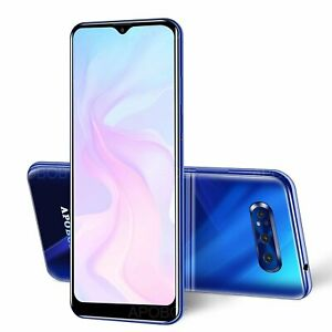 S10 2021 New Unlocked Cell Phone Android 9.0 Smartphone Dual SIM Quad Core Cheap