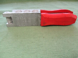 Vintage Herters model 4G1 Fishing Jig Mold